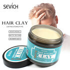 Sevich 4 style Natural Beauty Hair styling Clay Pomade For Mens Unisex Daily
