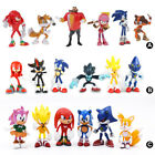 Kyпить Sonic The Hedgehog Knuckles Shadow 6PCS Action Figure Cake Topper Kids Gift Toy на еВаy.соm