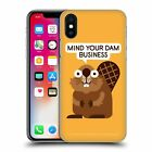 OFFICIAL DAVID OLENICK ANIMALS 2 HARD BACK CASE FOR APPLE iPHONE PHONES