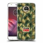 OFFICIAL ACTION MAN PATTERNS SOFT GEL CASE FOR MOTOROLA PHONES
