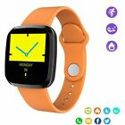 Fitness Tracker Bluetooth Smartwatch Pedometer Heart Rate Monitor Calls Reminder bluetooth calls Featured fitness heart monitor pedometer rate reminder smartwatch tracker