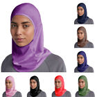 One Piece Islamic Niqab Burqa Hijab Cap Veil Muslim Full Face Cover Amira Arab