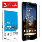 (3-Pack) Google Pixel 3a / 3a XL Case Friendly Tempered Glass Screen Protector