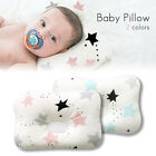 Baby Infant Newborn Pillow Flat Head Sleeping Support Prevent Cotton Breathable
