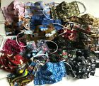 FACE MASKS ADULT 64 PATTERN CHOICES 100% COTTON w/FILTER POCKET Hand Made USA