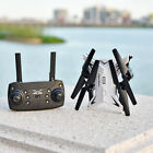 RC Drone Quadcopter With 5MP HD Camera WIFI 6-Axis Foldable Altitude Believe Kits