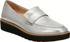 Women's Naturalizer Adiline Loafer Silver Frost Leather
