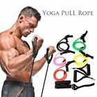 Resistance Band Loop Exercise Rubber Gym Yoga Elastic Bands Fitness Training HQ image