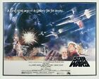 Star Wars The Force Galaxy Jedi Movie Metal Wall Postcard Sign Retro Art Vintage