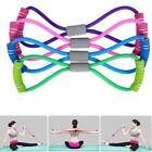 US Fitness Equipment Elastic Resistance Bands Workout Exercise Band For Yoga  image