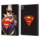 SUPERMAN DC COMICS FAMOUS COMIC BOOK COVERS LEATHER BOOK CASE FOR APPLE iPAD