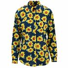 Classic Womens Shirt Loud Originals Blouse Collar Ladies Button Casual