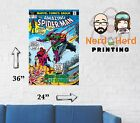 Spider-Man #122 Cover Wall Poster Multiple Sizes 11x17-24x36