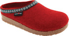 Men's Haflinger GZ Classic Grizzly Red Wool