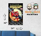 Amazing Spiderman #700 Comic Cover Wall Poster Multiple Sizes 11x17-24x36