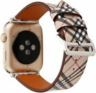 Designer Apple watch band For IWatch Series 1/2/3/4 - 42/44mm Strap Wrist Band image