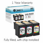 PG-210XL CL-211XL Ink For Canon MP240 MP250 MP260 MP270 MP280 MP480 MP490 MP495