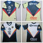 NEW 2020-2021 Club America soccer Jersey Man T shirt And the LIGA MX patch