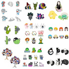 67 Styles Cartoon Enamel Brooch Pin Collar Badge Corsage Jewelry Gift  Cute xqq image