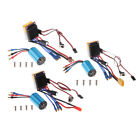 Wltoys Rc Car Upgrade Metal 2440 Motor With Esc Rc Boat Parts Accessory