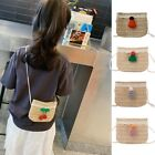 Children Shoulder Bag Kid Girl Casual Messenger Bag Weaving Bag Coin Purse Pack