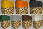 Canvas Harvest Sunflowers Cover Cover Compatible w/ Farberware 4.7qt Stand Mixer