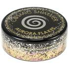 Cosmic Shimmer AURORA FLAKES  50 ml - Choose from 10 colors