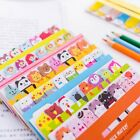 School Supplies Paper Stickers Bookmarks Animal Memo Pad N Times Sticky Not Qxn