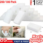 Bulk Lot Magic Sponge Eraser Melamine Cleaning Foam Thick Home Cleaning Tool Usa