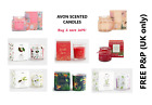 Avon Home Fragrance Jar Candles CHOOSE YOUR SCENT Discontinued **FREE P