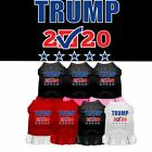 Kyпить Trump 2020 Checkbox Screen Print Dog Dress in a variety of sizes and colors. на еВаy.соm