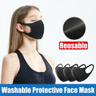 Breathable Face Mask Washable Mask Protection Cover Filter Shield Anti Haze Mask