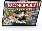 Hasbro Monopoly - Speed - The game you will actually finish!