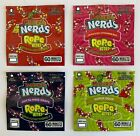 NERDS ROPES BITES Medicated Empty Packaging Bags - BEST PRICES IN U.S.