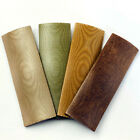 Carbon Fiber Material with Resin Colour Marbled Knife Handle Material 2 Pieces