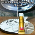 Kyпить Ultimate Metal Polish Cream (3-pcs) USA на еВаy.соm