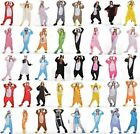 Unisex Adult Kigurumi Animal Character Costume Bodysuit Pyjamas Fancy 1Onesie1