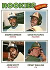 1977 Topps Baseball Pick Complete Your Set #251-500 RC Stars ***FREE SHIPPING***