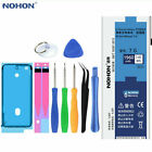 NOHON Battery Replacement For iPhone 5 5S 6/7 6S Plus Battery With Repair Tool