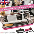 'Hair Straightener Carry Case For Ghd Iv Styler Gold Classic Stying Carry Ba
