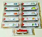 Micro-Trains Line N-Scale Canada Provence Provincial Box Car White / Red NIB