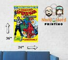 Spider-man 129 Cover Wall Poster Multiple Sizes 11x17-24x36
