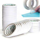 5m/8m White Super Strong Double Sided Adhesive Tape Paper Double-sided Tayjca