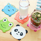 Animal Silicone Dining Table Place Mat Coaster Kitchen  Cup Bar Mug Cartoon Yjca