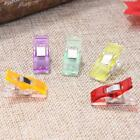 1/5/10x Pack Quilting Sewing Knitting Crochet Clover Wonder Clips Crafts U0e1
