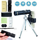 Kyпить 4K 10-300X40mm Super Telephoto Zoom Portable Monocular Telescope Tripod + Clip на еВаy.соm