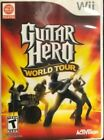 Nintendo Wii Rock Band 2 Guitar Hero World Tour Band Hero Video Games