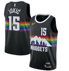 NBA Denver Nuggets Nikola Jokic #15  NEW Basketball Jersey  UK SIZE:S-XXL