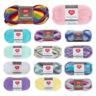 Red Heart Soft Essentials Baby Yarn, Several Colors