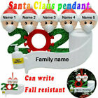 Add Name 2020 Xmas Christmas Tree Hanging Ornaments Family Ornament Decor Lots